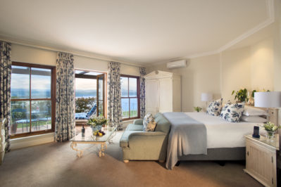 Luxury Double Rooms with Sea View