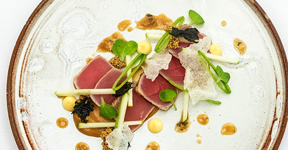 Gastronomy on the Garden Route